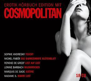 Erotik Hörbuch Edition mit Cosmopolitan