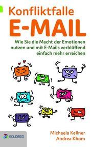 Konfliktfalle E-Mail - Cover