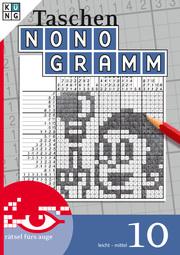 Taschen-Nonogramm 10
