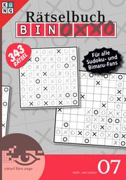 Binoxxo Rätselbuch 07