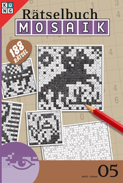 Mosaik-Rätselbuch 05