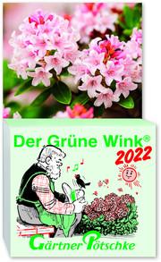 Gärtner Pötschkes 'Der Grüne Wink 2022' - Cover