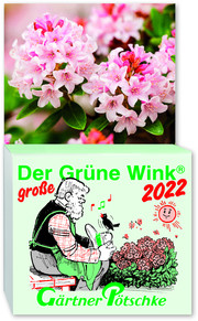 Gärtner Pötschkes 'Der große Grüne Wink 2022' - Cover