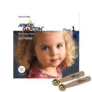 Musikgarten 1 - Zu Hause - Familienpaket