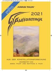 Maria Thun Aussaattage 2021 - Cover