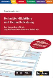 Heilmittel-Richtlinie und Heilmittelkatalog - Cover