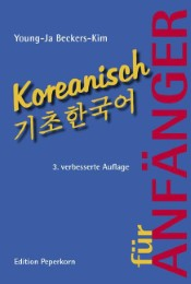 Koreanisch für Anfänger - Cover