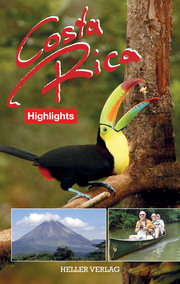 Costa Rica Highlights - Cover