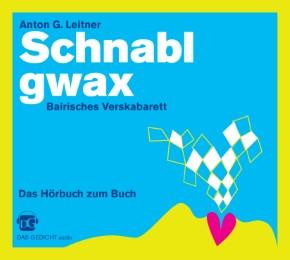 Schnablgwax. Bairisches Verskabarett - Cover