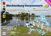 TourenAtlas TA6 Mecklenburg-Vorpommern - Cover