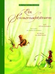 Ein Sommernachtstraum - Cover