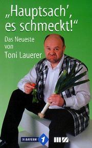 'Hauptsach', es schmeckt!' - Cover