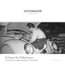 Zuhause bei Volkswagen - Cover