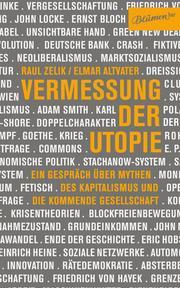 Vermessung der Utopie - Cover