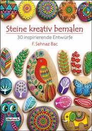 Steine kreativ bemalen - Cover