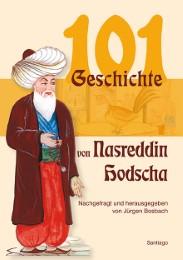 101 Geschichte von Nasreddin Hodscha - Cover