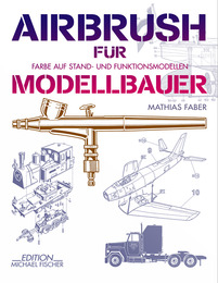Airbrush für Modellbauer - Cover