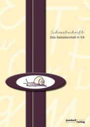 Schreibschrift (VA) - Das Selbstlernheft - Cover