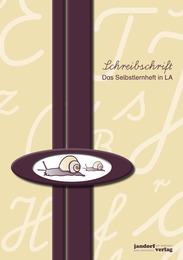 Schreibschrift (LA) - Das Selbstlernheft - Cover