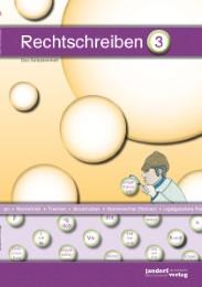 Rechtschreiben - Cover