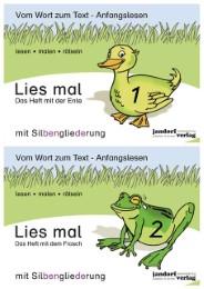 Lies mal 1+2 - Cover
