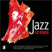 Jazz Icons - Cover