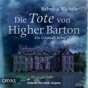 Die Tote von Higher Barton - Cover