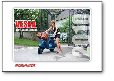 100 Prozent Vespa Classic - Cover