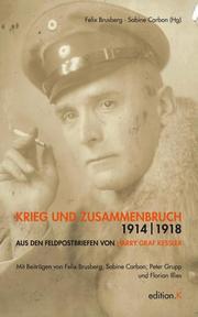 Krieg und Zusammenbruch 1914/18