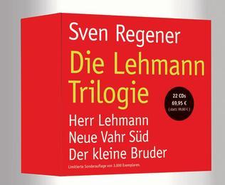 Die Lehmann Trilogie - Cover