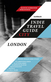 Indie Travel Guide City: London - Cover