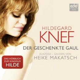 Hildegard Knef: Der geschenkte Gaul - Cover