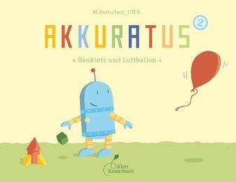 Bauklotz und Luftballon