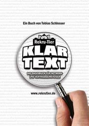 Klartext - Cover