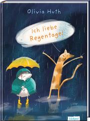 Ich liebe Regentage!