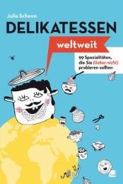 Delikatessen weltweit - Cover