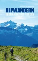 Alpwandern in den Allgäuer Bergen - Cover