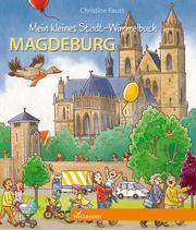 Mein kleines Stadt-Wimmelbuch Magdeburg - Cover