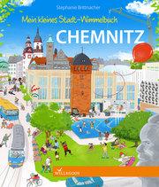 Mein kleines Stadt-Wimmelbuch Chemnitz - Cover
