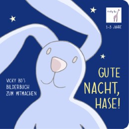 Gute Nacht, Hase! - Cover