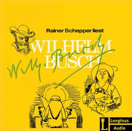 Rainer Schepper liest Wilhelm Busch