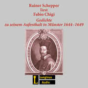 Rainer Schepper liest Fabio Chigi