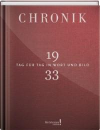 Chronik 1933 - Cover