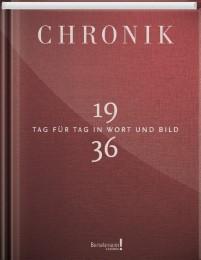 Chronik 1936 - Cover