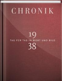 Chronik 1938 - Cover