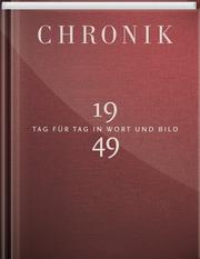 Jubiläumschronik 1949