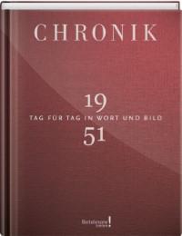 Chronik 1951 - Cover