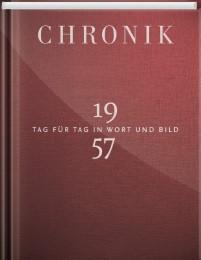 Chronik 1957 - Cover