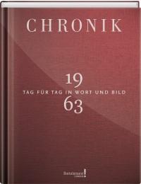 Chronik 1963 - Cover
