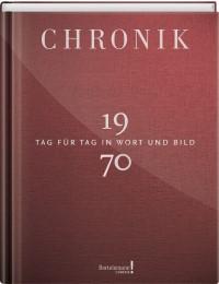 Chronik 1970 - Cover